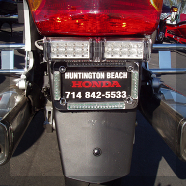 Tail Lights - Law Enforcement - HB Honda Motorcycles